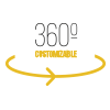 Customizable 360º